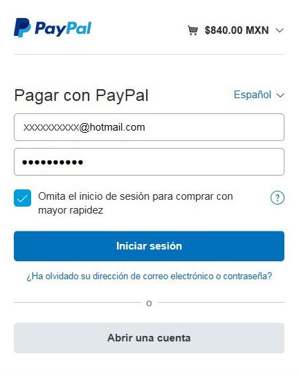 paypal-one-touch