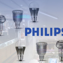 Philips introduce nuevas luminarias LED futurista para la era del Internet