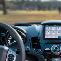 Apple CarPlay y Android Auto llegan a modelos Ford 2017