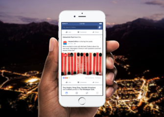 Facebook lanza Live Audio