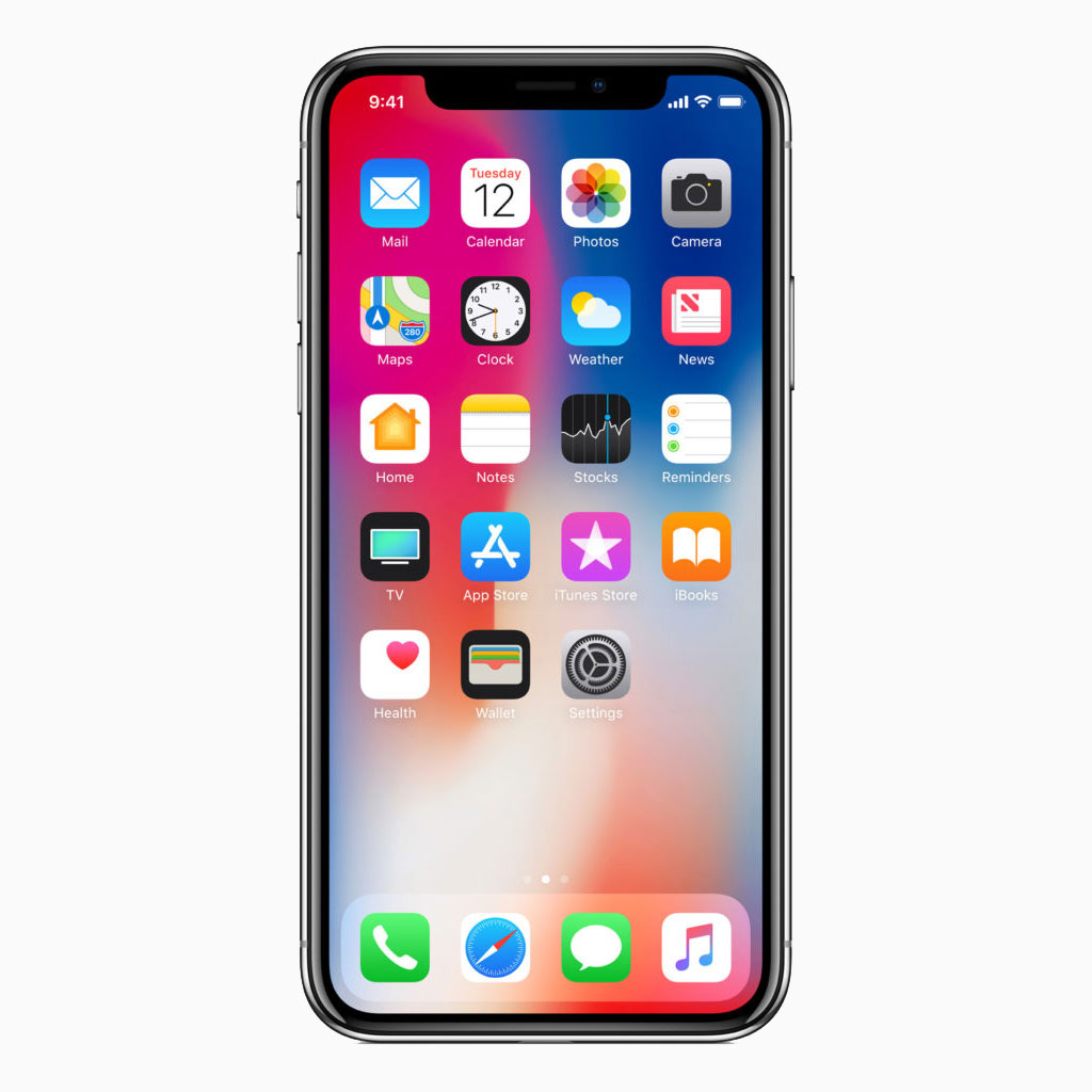 Apple reportaría ingresos récord por ventas del iPhone X
