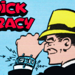 Apple Watch cumple la fantasía del smartwatch de Dick Tracy