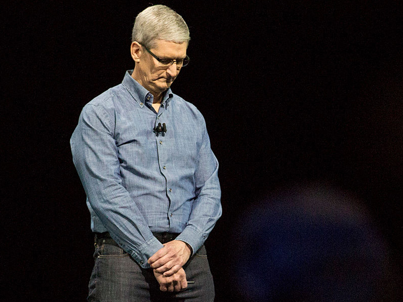 Tim Cook, de Apple