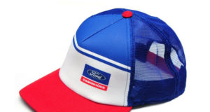 SafeCap, la gorra de Ford que protege contra accidentes