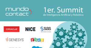 Mundo Contact lanza el 1er. Summit de Inteligencia Artificial y Robótica