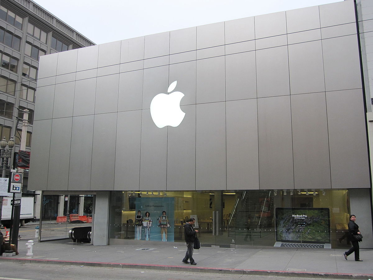 Apple roza los 900,000 mdd en valor de mercado