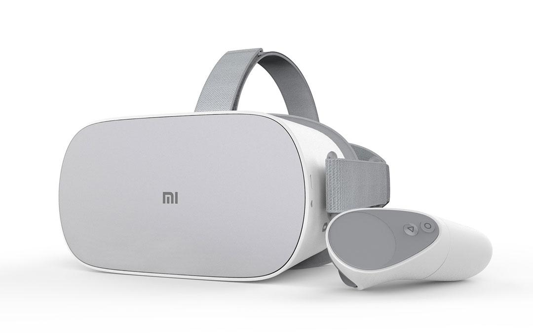 Xiaomi y Oculus crean nuevos dispositivos para realidad virtual