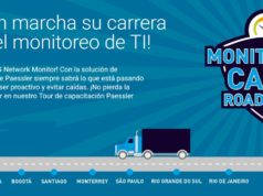 Paessler anuncia tour de capacitación 'Monitoring Camp Roadshow'