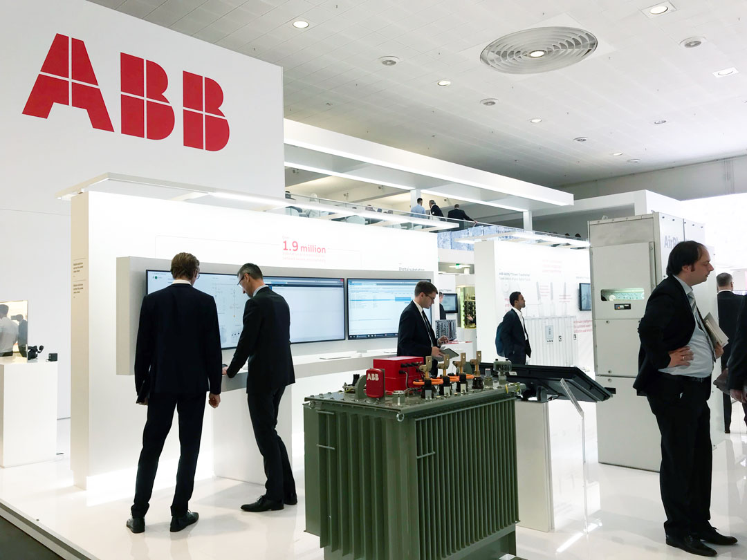 abb stand hannover messe mundo contact. Black Bedroom Furniture Sets. Home Design Ideas