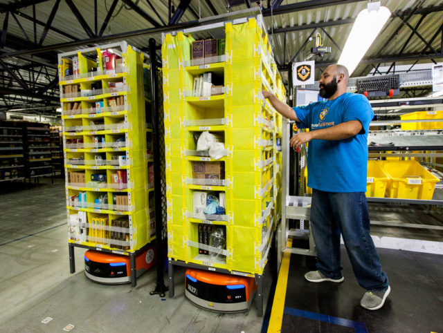 Amazon ha beneficiado a los carteros en Estados Unidos