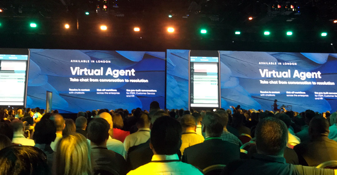 ServiceNow Virtual Agent