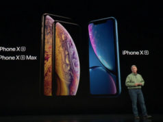 iPhone XS, iPhone XS Max y iPhone XR