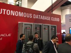 Oracle Autonomous Database Cloud