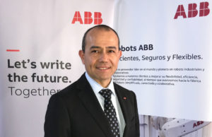 Vicente Magaña, director general de ABB México