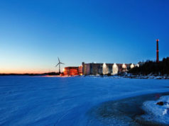 Data Center de Google en Finlandia