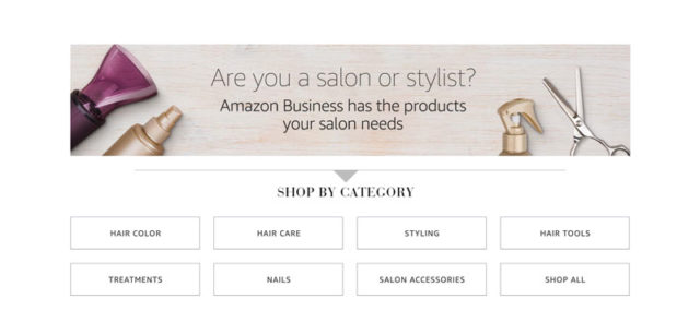Amazon Professional Beauty Store