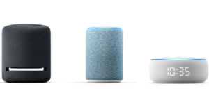 Echo, Echo Studio y Echo Dot