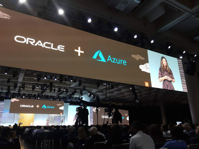 Oracle + Azure