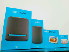 Familia Amazon Echo