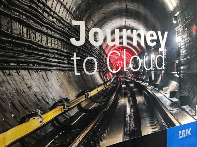 Journey to Cloud