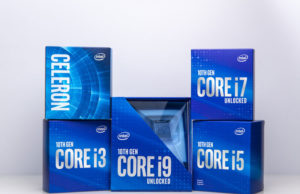 Intel Core 10a generación
