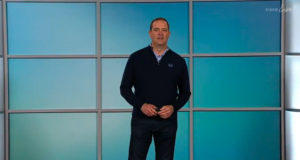 Chuck Robbins, CEO de Cisco