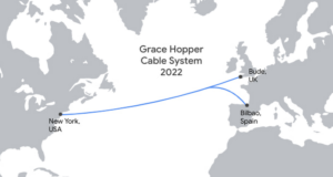 Cable submarino Grace Hopper