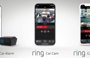 Amazon Ring Car